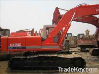EX200 Hitachi Excavator