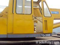 USED TRUCK CRANE TADANO TG-350E