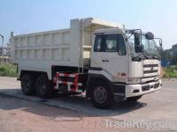 USED DUMP TRUCK DONGFENG ON SELL