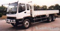 Used dump truck Isuzu