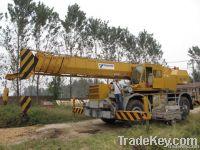 Used Tadano 50t Rough Terrain Crane
