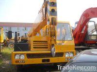 Used XCMG 12T Truck Crane