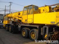 Used XCMG 50T Truck Crane