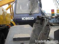 Used Terrrain Crane Kobecl 25t Original Japan