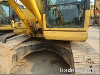 Used Caterpillar PC130 Crawler Excavator