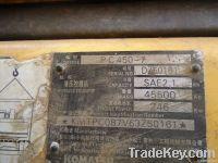 Used Crawl Excavator - Komatsu PC450