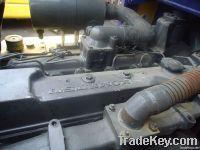 Used Komatsu 3t Forklift  On Good Sale