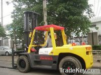 Used Forklift Toyota 10t