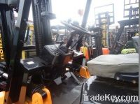 Used Hangzhou forklift 8t chinabrand