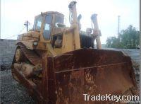 Used bulldozer Caterpillar D8N Japan Original