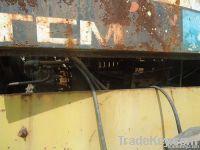 Used wheel loader TCM 870