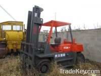 Used Forklift TCM 6T In Good Condition