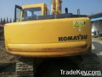 Used komatsu PC120 Excavator