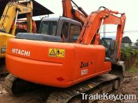 Used Crawler Excavator HITACHI ZX120 For sale at low price