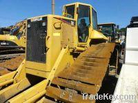 Used bulldozer Caterpillar D6N Original