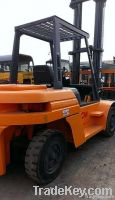 Used 2010 Year TCM 10Tons Forklift