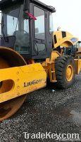 Used LiuGong 625 Road Roller