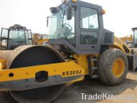 Used XCMG XS202J Road Roller
