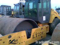 Used LuoYang LT220 Road Roller