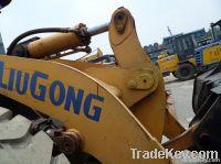 2011year LiuGong CLG 856 used Wheel Loader