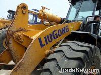Used Chinese made LiuGong CLG856 Wheel Loader