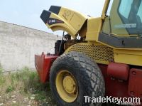 2012Year XCMG used Vibratory Road Roller