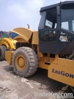 Used 2011year LiuGong 620 Road Roller