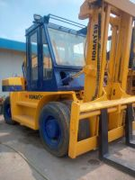 Used komatsu 10T Forklift Original Japan