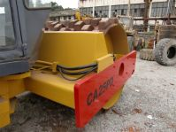CA25PD Use Road roller