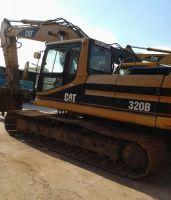 Used Excavator CAT 320BL Japan Original