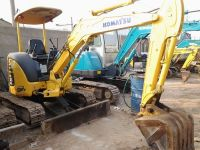 Used Japan Komatsu PC35MR-2