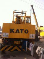 Used Kato 25ton Truck Crane NK250E