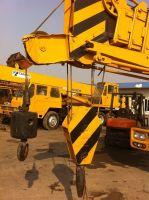 used Kato 25ton truck crane supplier