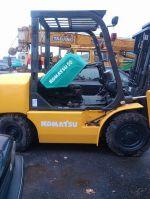 Used Komatsu FD100-7 Forklift Japan Original