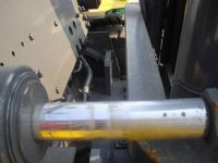 used Komatsu 8ton forklift in good condition