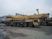 Used 300ton truck crane Liebherr LTM1300