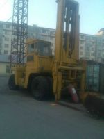 Used 25T Forklift Toyota FD250