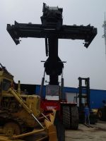 Used Container Reach Stacker USED Ferrari F477
