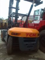 Used TCM FD100Z8 10t forklift
