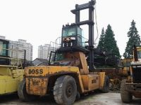 Used Container Reach Stacker USED Boss G36