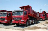 Used Howo Dump Truck Very Cheap