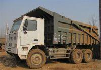 Used HOWO Mining Dump Truck
