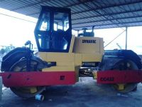 Used Dynapac Double Drum Roller