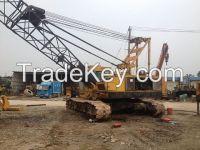 used 50 ton crawler crane Hitachi KH180-2