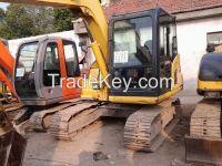 Used Komatsu PC70-8 Mini Excavator