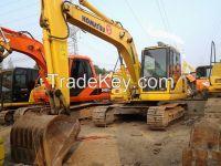 Used Crawler Excavator Komatsu PC130-7