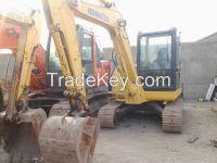 Used Excavator Komatsu PC56