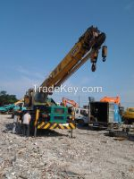 Used Rough Crane Kato 25T