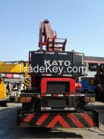 Used Rough Crane Kato KR25H 25t
