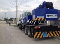 Used Truck Crane Tadano GT550E
